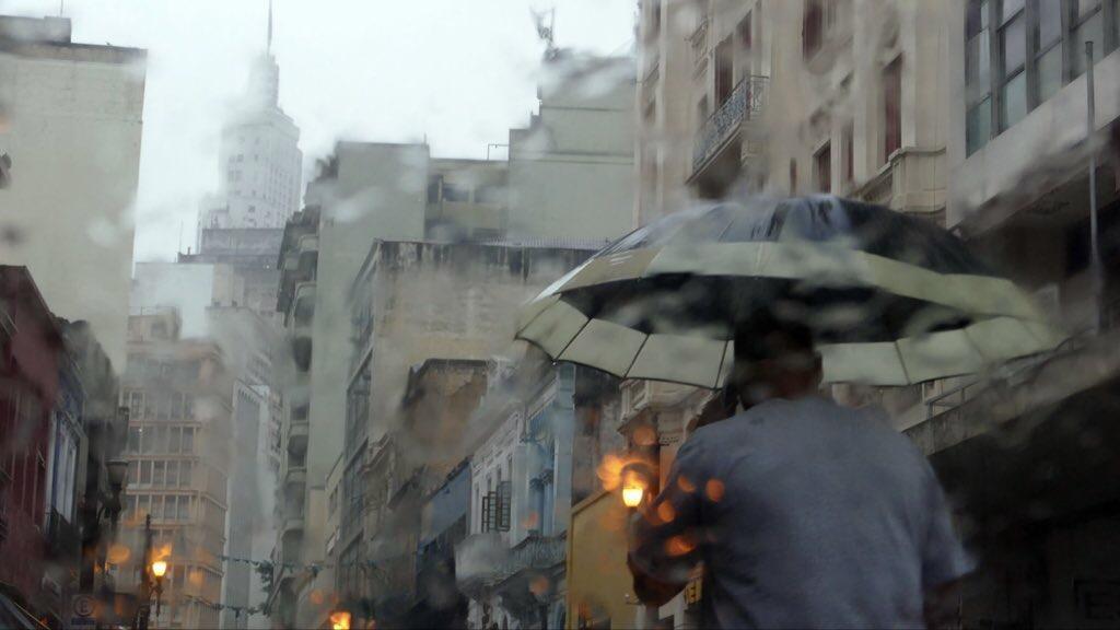Previsão do tempo – Muita chuva entre PR, MS e SP