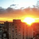 Previsão do tempo para Porto Alegre nesta segunda-feira