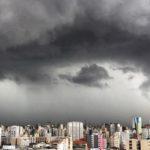 Previsão do tempo – Projeção de chuva para sete dias