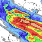 Previsão do tempo – Grande virada no Sul, Sudeste e Centro-Oeste