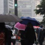 Previsão do tempo para São Paulo – Muita chuva na segunda quinzena