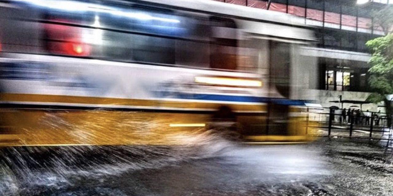 Porto Alegre teve um dos julhos mais chuvosos da sua história
