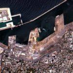 Satélite brasileiro registra destruição da explosão no Líbano