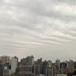 Previsão do tempo – Chuva e gelado em Porto Alegre