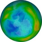Clima – Como está o buraco na camada de ozônio