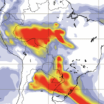 Fumaça da Amazônia, Pantanal e países vizinhos chega ao Sul do Brasil