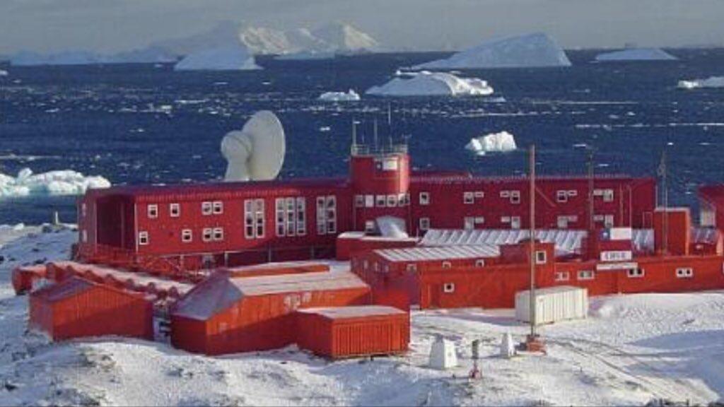 RS e SC tiveram mínimas menores que algumas bases na Antártida