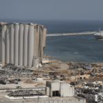 Satélites da NASA mapeiam a destruição da explosão em Beirute