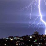 Previsão do tempo – Alerta de temporais no Sul do Brasil