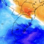 Previsão do tempo – Mínimas de hoje no Rio Grande do Sul