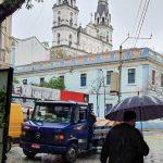 Chuva de quase 100 mm na Grande Porto Alegre