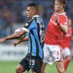 O tempo na noite do clássico Grenal da Libertadores