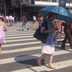 Previsão do tempo para São Paulo – Fim de semana de muito calor