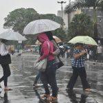 Previsão do tempo – Chuva no Sudeste, Centro-Oeste e Norte do Brasil