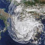 Quatro ciclones fazem história no mesmo dia
