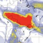 Fumaça do Pantanal e Amazônia cobrirá Brasília