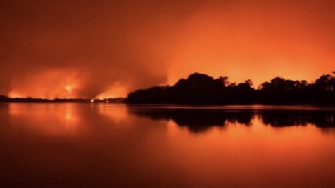 Pantanal – Uma catástrofe brasileira