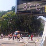 Previsão do tempo para São Paulo – Dias tórridos a caminho