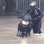 Quase 300 mm de chuva na cidade do Rio de Janeiro