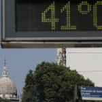 **ALERTA** Onda de calor extraordinária e histórica com recordes no Brasil