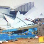 Destruição em Corrientes