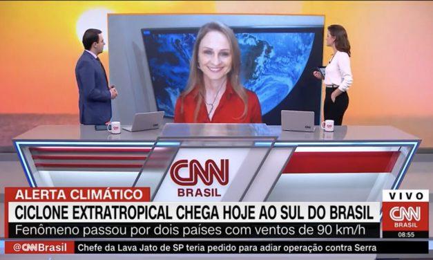 MetSul Meteorologia na CNN Brasil