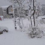 Neve em Buenos Aires e na Patagônia com o ar polar que está chegando
