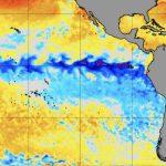 Alerta de clima – Pacífico está sob La Niña