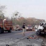 Queimada apontada como causa de acidente com 12 mortos