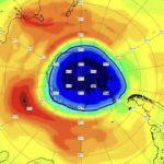 Buraco de ozônio está maior que o normal em 2020