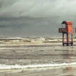 Previsão do tempo – Muita chuva no feriadão no Litoral Norte gaúcho