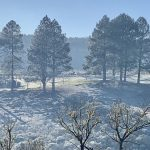 Previsão do tempo – Segunda começa gelada e com geada