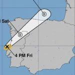 Portugal vai para a história com tempestade Alpha
