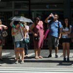Previsão do tempo – São Paulo com calor escaldante e fumaça