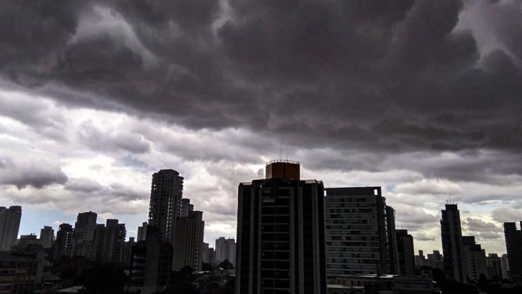 Previsão do tempo para São Paulo – Alívio no calorão