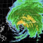 Furacão Sally trará volumes de chuva extraordinários nos EUA
