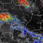 Previsão do tempo – Chuva no Centro-Oeste