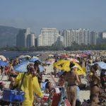 São Paulo tem dia mais quente do ano; Rio de Janeiro do inverno com 40°C