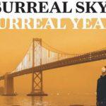 Céu surreal, ano surreal