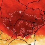 Previsão do tempo – Quando acaba o calor extremo no Brasil Central?