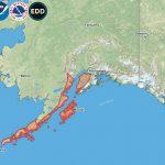 Forte terremoto e alerta de tsunami no Alasca
