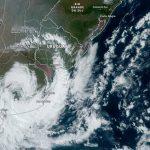 Que ciclone é esse ao Sul do Rio Grande do Sul?