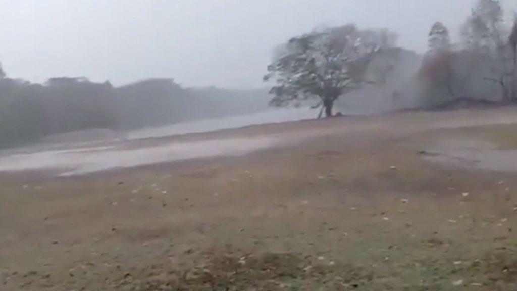 Chuva no Pantanal traz alívio e alegria