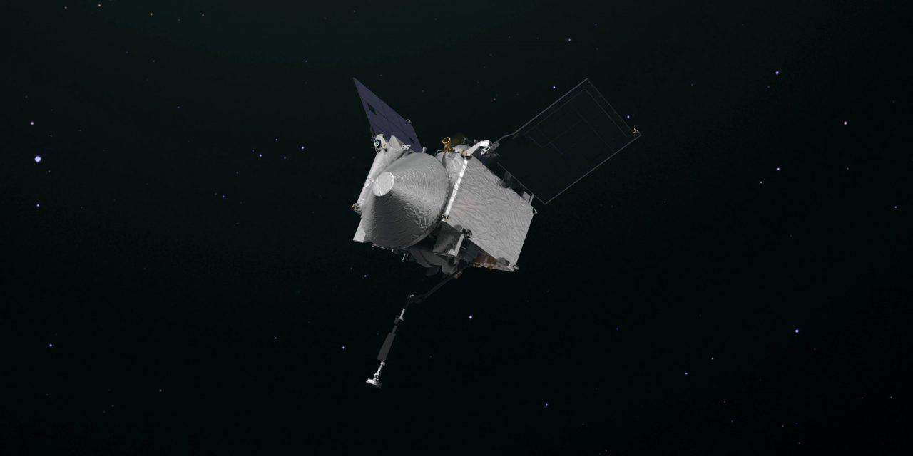 NASA pousa em asteroide e recolhe material que pode revelar origem da vida