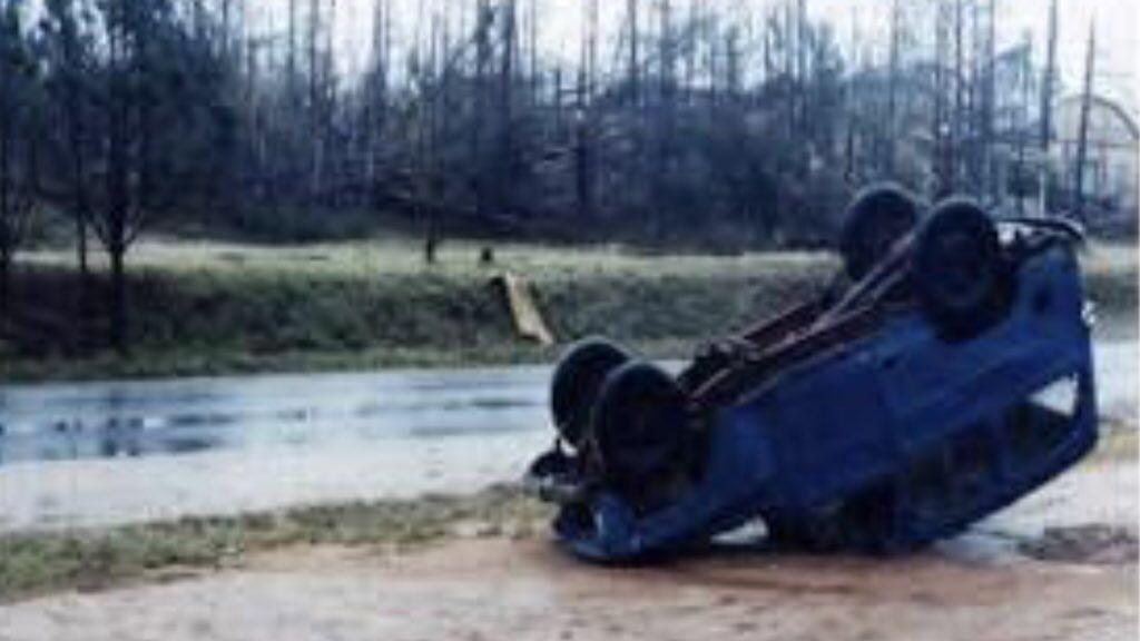 Tornado em Porto Alegre e Viamão há 20 anos