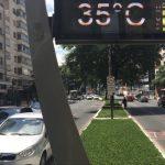 Cidade de São Paulo tem 5ª maior máxima até hoje de outubro