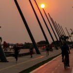 A onda de calor – Recorde de calor de um século no RS