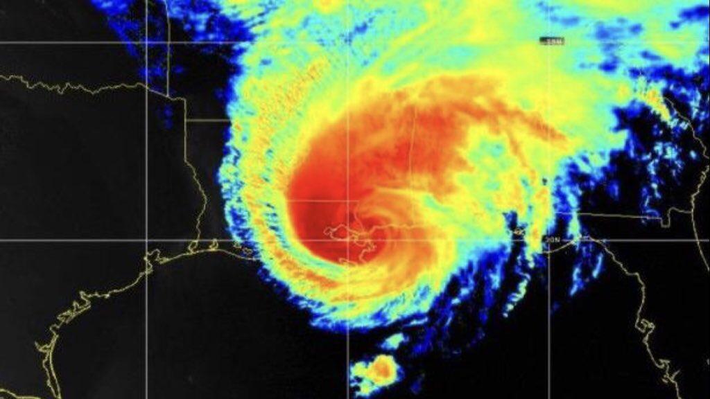 Nova Orleans castigada por Zeta 15 anos após Katrina