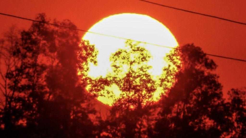 Aviso de forte calor no Rio Grande do Sul