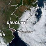 Ciclone ainda influencia o tempo nesta quarta-feira